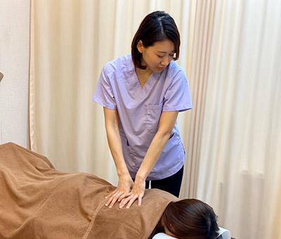 腰痛・ヘルニア・坐骨神経痛に特化しています